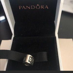 Jewelry - Pandora S charm